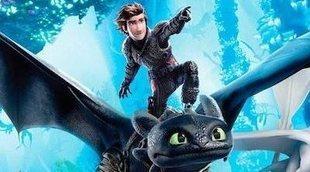 'Cómo entrenar a tu dragón 3' bate el récord de la saga en la taquilla española