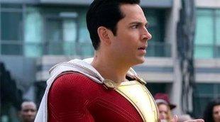 Zachary Levi pide que pare la guerra sucia entre 'Capitana Marvel' y '¡Shazam!'