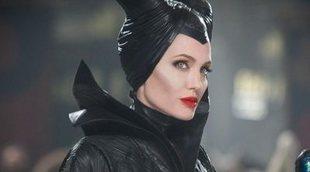 La secuela de 'Maléfica' ya tiene título, fecha de estreno y primer poster con Angelina Jolie
