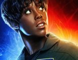 Lashana Lynch: 'Ya no estamos en la Edad de Piedra, y el que no quiera ver cine como 'Capitana Marvel' se va a quedar atrás'