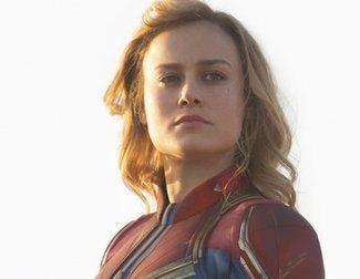 'Captain Marvel' consigue el sexto mejor estreno mundial de la historia