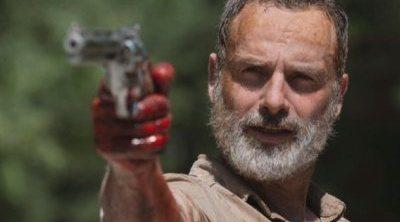 Andrew Lincoln vuelve al rodaje de 'The Walking Dead'
