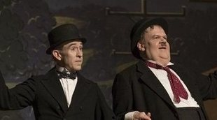 Clip exclusivo de 'El gordo y el flaco (Stan & Ollie)', nominada al BAFTA