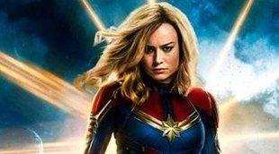 'Capitana Marvel' arrasa en la taquilla española