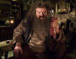 Robbie Coltrane (Hagrid en 'Harry Potter') reaparece en silla de ruedas