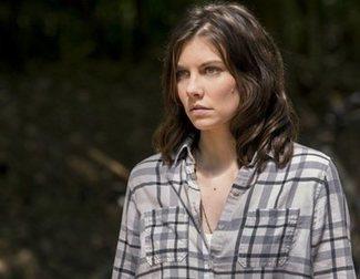 Lauren Cohan, de 'The Walking Dead', sintió arcadas tras rodar una escena