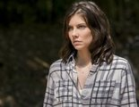 La escena que hizo vomitar a Lauren Cohan en 'The Walking Dead'