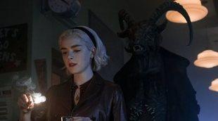 Sabrina, aún más oscura, tenebrosa y sexy
