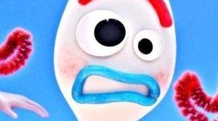 Forky la lía en el tráiler oficial de 'Toy Story 4'
