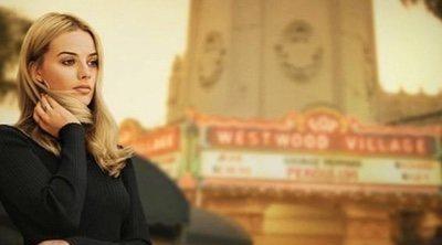 Póster de Margot Robbie de lo nuevo de Tarantino, ¿con pista de la trama?