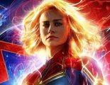 'Capitana Marvel' cae mucho pero sigue liderando la taquilla española