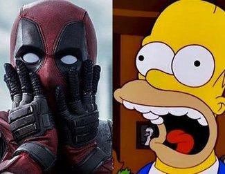 """'Los Simpson' y 'Deadpool' """"celebran"""" su llegada a Disney"""