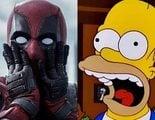 'Los Simpson' y 'Deadpool' celebran su llegada a Disney muy al estilo de 'Los Simpson' y 'Deadpool'