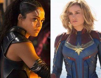 Capitana Marvel y Valkyria son la pareja que necesitamos