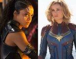 'Vengadores: Endgame': Brie Larson y Tessa Thompson hacen explotar Twitter shippeando a sus personajes