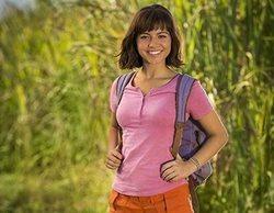 Pósters de la película de 'Dora la exploradora' en acción real