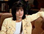 Courteney Cox, Monica en 'Friends', visita de nuevo el icónico apartamento de la serie en Nueva York