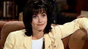 Monica vuelve al apartamento de 'Friends'