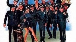 Loca Academia De Policía 1984 Película Ecartelera