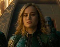 'Capitana Marvel' va a superar a 'Wonder Woman' este fin de semana