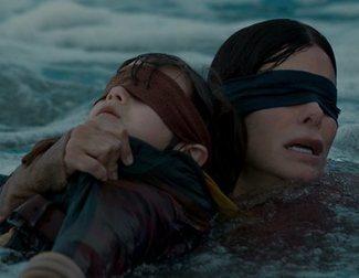 'A ciegas', la novela en la que se basa la película de Netflix, tendrá secuela