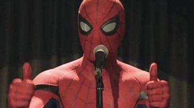 Tres nuevos pósters de 'Spider-Man: Lejos de casa'