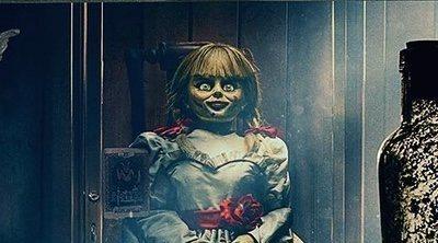 Primera foto de 'Annabelle Comes Home'