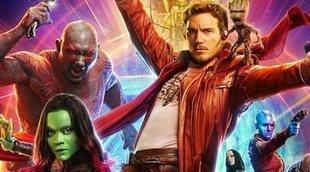 Dave Bautista y Zoe Saldana reaccionan al regreso de James Gunn a 'Guardianes'