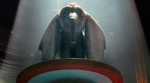 'Dumbo' vuela alto en la taquilla española