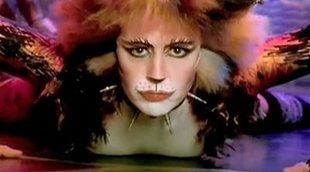 Los primeros detalles de la película de 'Cats' son muy, muy locos