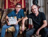 """Montero y Maidagán: """"'Justo antes de cristo' viene a ser un poco 'Camera Café' vestidos de romanos"""""""
