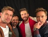 Comienza el press tour de 'Vengadores: Endgame' y las primeras fotos te alegrarán el día