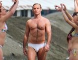 En las fotos del rodaje de 'The New Pope', Jude Law es nuestro Papa(sito)