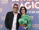"""Buenafuente y Silvia Abril ('El parque mágico'): """"Respetamos mucho el mundo del doblaje"""""""