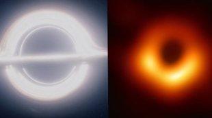 ¿Se parece el agujero negro al de 'Interstellar' de Christopher Nolan?