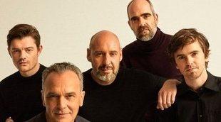 José Coronado y Luis Tosar se unen a Freddie Highmore en 'Way Down'