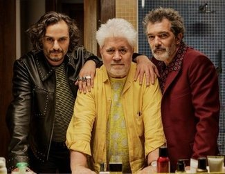 'Dolor y gloria' podría competir en el Festival de Cannes