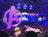 La increíble presentación de 'Vengadores: Endgame' en Corea que estuvo a la altura de un concierto de Kpop