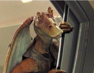 George Lucas dice que su personaje favorito de 'Star Wars' es Jar Jar