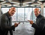 Tráiler de 'Fast & Furious: Hobbs & Shaw': The Rock se sube a un coche, sobre un coche, sobre un helicóptero