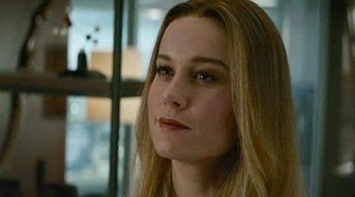 Las escenas de Brie Larson en 'Endgame' se escribieron antes que 'Capitana Marvel'