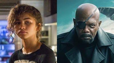 ¿Podría ser MJ la hija de Nick Fury en 'Spider-Man: Lejos de casa'?