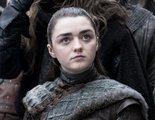 'Game of Thrones': Los fans buscan en masa la edad de Maisie Williams tras esa escena del 8x02