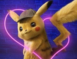 Póster español de 'Detective Pikachu' con muchos Pokémon