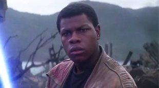 John Boyega cree que no volverá a interpretar a Finn después del Episodio IX