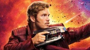 Chris Pratt no quería participar en 'Guardianes de la Galaxia'