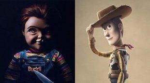 El troleo de 'Muñeco diabolico (Child's Play)' a 'Toy Story 4'