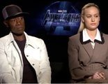 'Vengadores: Endgame': Don Cheadle vuelve a salir en defensa de Brie Larson tras las críticas a su lenguaje corporal