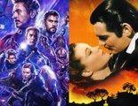 'Lo que el viento se llevó' sigue lejos de 'Vengadores: Endgame' como la película más taquillera de la historia