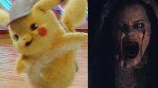 Un cine la lía al proyectar 'La Llorona' en lugar de 'Detective Pikachu'